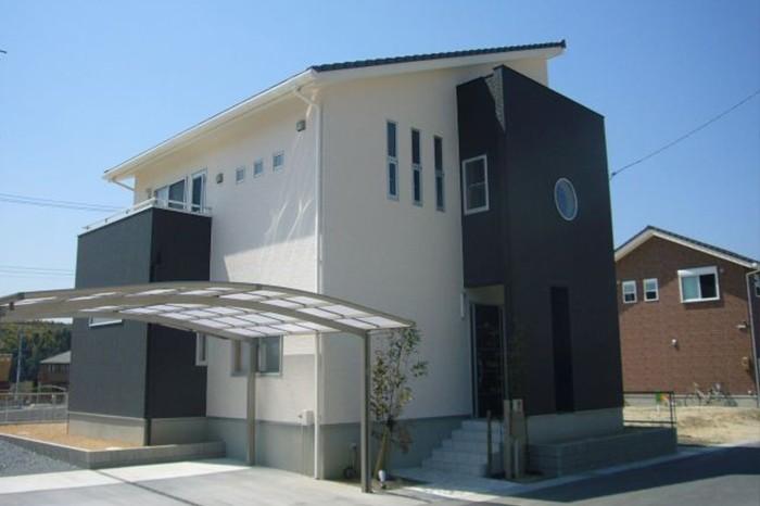 VOICE03 N様邸 さんかく屋根のシンプルモダンスタイル