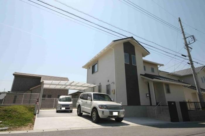 VOICE11 Y様邸 広々駐車場とこだわり収納のお家